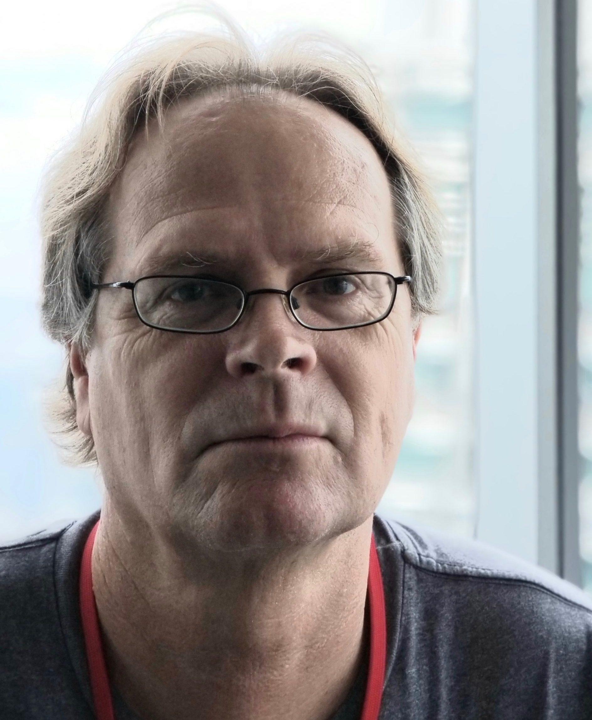 David Starkey, Director of Creative Writing at Santa Barbara City College